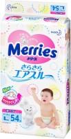Подгузники Merries Diapers L / 54 pcs