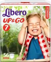 Подгузники Libero Up and Go 7 / 34 pcs