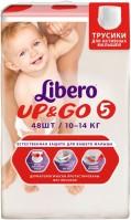 Подгузники Libero Up and Go 5 / 48 pcs