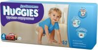 Подгузники Huggies Pants Boy 4 / 52 pcs