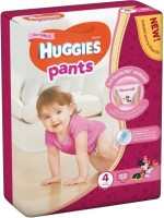 Подгузники Huggies Pants Girl 4 / 52 pcs