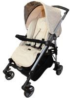 Коляска Babylux Carita 4 Wheels