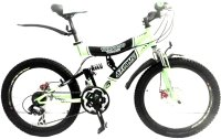 Велосипед AZIMUT Tornado 24