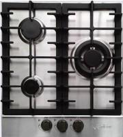 Фото - Варочная поверхность Kaiser KG 4350 Turbo нержавеющая сталь