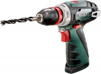 Дрель/шуруповерт Metabo PowerMaxx BS Quick Basic 600156890