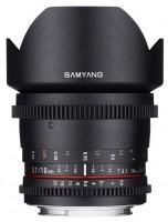 Объектив Samyang 10mm T3.1 ED AS NCS CS VDSLR