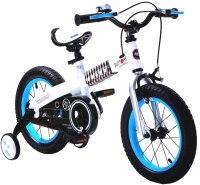 Фото - Детский велосипед Royal Baby Buttons Steel 12