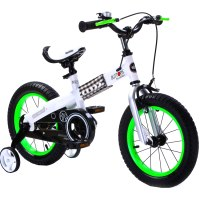 Фото - Детский велосипед Royal Baby Buttons Steel 14