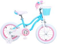 Фото - Детский велосипед Royal Baby Stargirl Steel 14