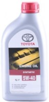 Моторное масло Toyota Engine Oil Synthetic 5W-40 1л