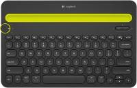 Клавиатура Logitech Bluetooth Multi-Device Keyboard K480