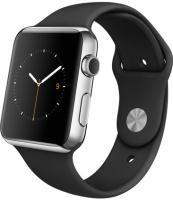 Носимый гаджет Apple Watch 1  42 mm