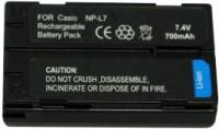 Фото - Аккумулятор для камеры Extra Digital Casio NP-L7