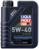 Моторное масло Liqui Moly Optimal Synth 5W-40 1 л