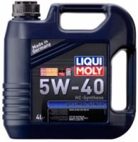 Моторное масло Liqui Moly Optimal Synth 5W-40 4L