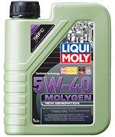 Моторное масло Liqui Moly Molygen New Generation 5W-40 1L