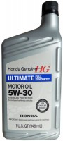 Фото - Моторное масло Honda Ultimate 5W-30 1L 1л