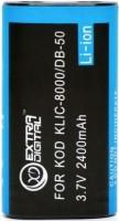 Аккумулятор для камеры Extra Digital Kodak KLIC-8000