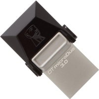USB Flash (флешка) Kingston DataTraveler microDuo 3.0 16Gb