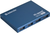 Кардридер / USB-хаб Defender Septima Slim