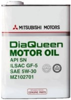 Моторное масло Mitsubishi DiaQueen 5W-30 SN/GF-5 4L