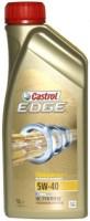 Моторное масло Castrol Edge Titanium 5W-40 1L