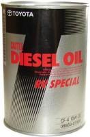 Моторное масло Toyota Diesel Oil RV Special 10W-30 1L