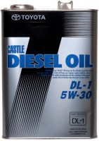 Моторное масло Toyota Castle Diesel Oil DL-1 5W-30 4л