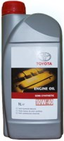 Моторное масло Toyota Engine Oil Semi-Synthetic 10W-40 1L 1л