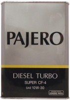 Моторное масло Mitsubishi Pajero Diesel Turbo Super CF-4 10W-30 4L