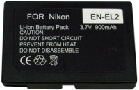 Фото - Аккумулятор для камеры Extra Digital Nikon EN-EL2