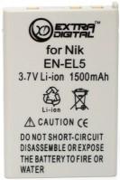 Аккумулятор для камеры Extra Digital Nikon EN-EL5