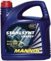 Моторное масло Mannol Stahlsynt Energy 5W-30 4L