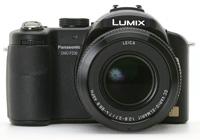 Фото - Фотоаппарат Panasonic DMC-FZ30