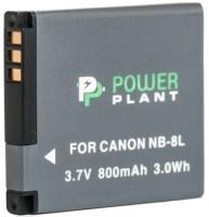 Фото - Аккумулятор для камеры Power Plant Canon NB-8L