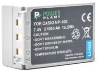 Фото - Аккумулятор для камеры Power Plant Casio NP-100