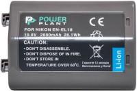 Фото - Аккумулятор для камеры Power Plant Nikon EN-EL18