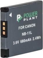 Фото - Аккумулятор для камеры Power Plant Canon NB-11L