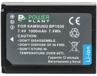 Аккумулятор для камеры Power Plant Samsung BP-1030
