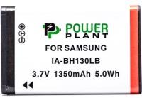 Фото - Аккумулятор для камеры Power Plant Samsung IA-BH130LB