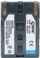 Фото - Аккумулятор для камеры Extra Digital Samsung SB-L220