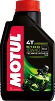 Моторное масло Motul 5100 4T 10W-40 1L