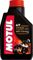 Моторное масло Motul 7100 4T 10W-50 1л