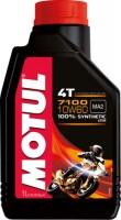 Моторное масло Motul 7100 4T 10W-60 1л