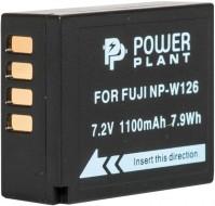 Фото - Аккумулятор для камеры Power Plant Fuji NP-W126