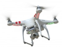 Квадрокоптер (дрон) DJI Phantom 2 Vision Plus