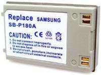 Фото - Аккумулятор для камеры Power Plant Samsung SB-P180A
