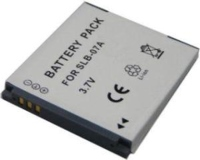 Фото - Аккумулятор для камеры Power Plant Samsung SLB-07A