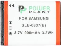 Фото - Аккумулятор для камеры Power Plant Samsung SLB-0837B