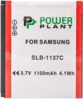 Фото - Аккумулятор для камеры Power Plant Samsung SLB-1137C